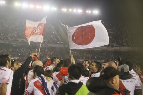 スルガ銀行杯に臨むリーベルが来日メンバー発表…11日G大阪と対戦