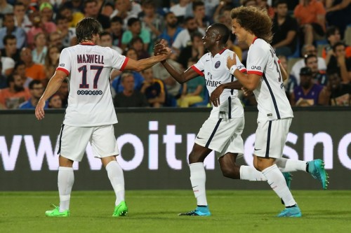 PSG、イブラ不在も開幕から3連勝…マテュイディが2戦連続決勝点