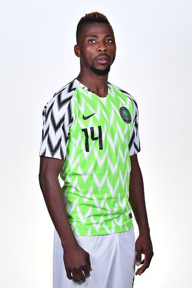 ケレチ・イヘアナチョ(ナイジェリア代表)のプロフィール画像