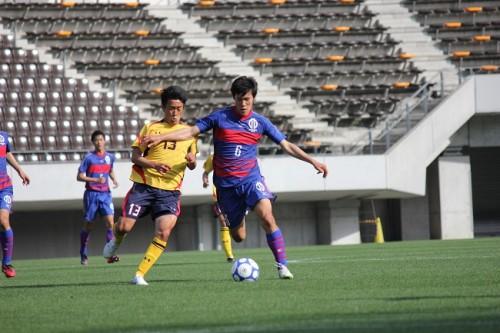 FC岐阜、順天堂大学MF青木翼の特別指定承認を発表