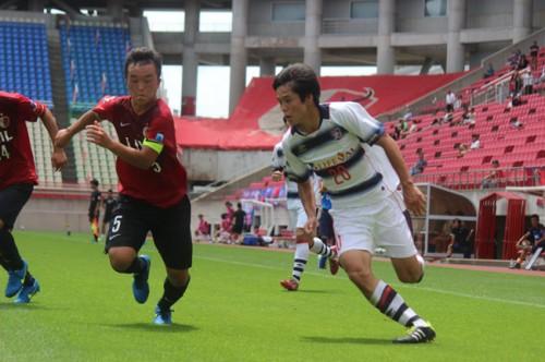 全国80チームが参加、日本最大級のフェスティバル/和倉ユース(U18)サッカー大会