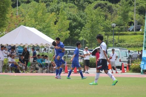 インターハイ準々決勝、2試合結果速報…市立船橋と関東第一が準決勝進出