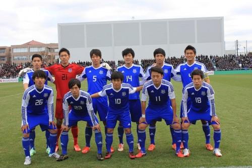 昨年J1神戸を撃破した関西学院大が兵庫県代表に決定/天皇杯予選