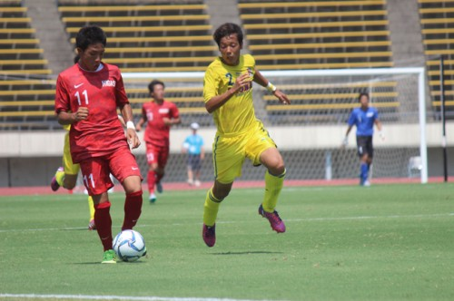 インターハイ準決勝、2試合結果速報…東福岡と市立船橋が決勝進出