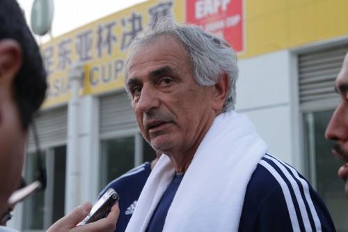 スルガ銀行杯控えたG大阪組の出場に首を傾げるハリル…「答えないほうがいい」
