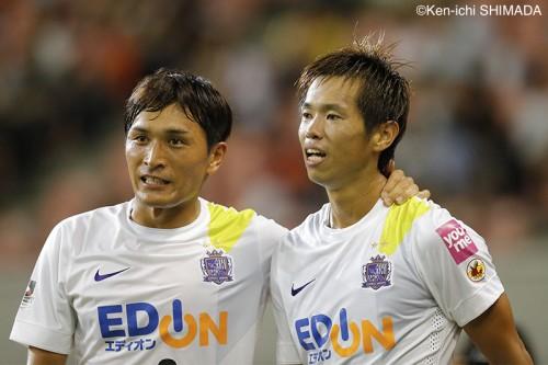 広島が3戦ぶりの勝利…塩谷のチームを救う決勝弾で連敗は2でストップ