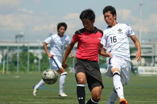 湘南が決勝リーグで湯本に勝利…アンダーアーマー新スパイクの試し履きも実施/UACC 2015 2日目