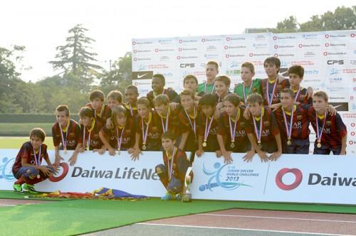 Jリーグ、U-12ジュニアサッカーワールドチャレンジの後援決定