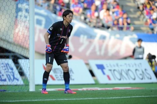 代表辞退のFC東京GK権田修一、オーバートレーニング症候群と判明