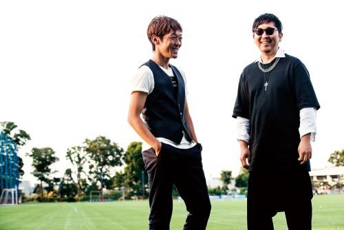 羽生直剛選手×m-flo ☆Taku Takahashi氏対談「積み重ねる日々の先に」