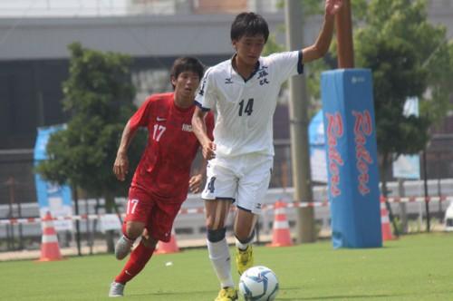 インターハイ3回戦、4試合結果速報…東福岡ら準々決勝進出、履正社が星稜を下す