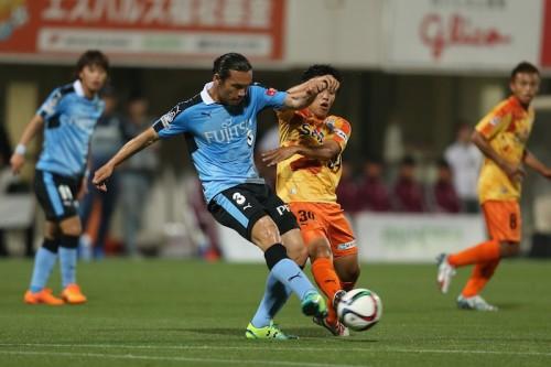 川崎DF角田が清水へ期限付き移籍「今後のサッカー人生を考えて決断」