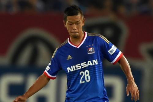 U-22日本代表候補、横浜FM喜田の京都キャンプ不参加を発表