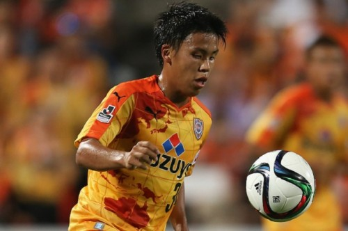 Jリーグ・U-22選抜、Y.S.C.C.横浜戦のメンバー発表…清水MF水谷が初招集