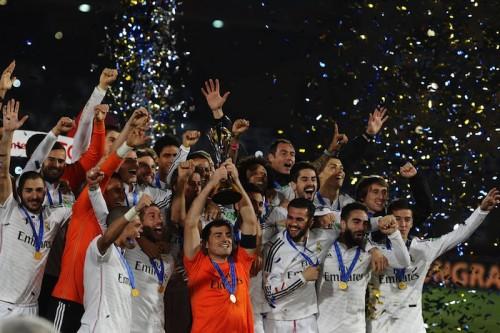 昨季3冠バルサが来日のクラブW杯、日本テレビ系による独占生中継が決定