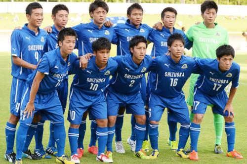 SBS杯に臨む静岡ユースメンバー決定、清水ユースから最多6人