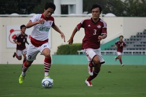早稲田大が東京23FCに快勝し、決勝進出/天皇杯東京都予選