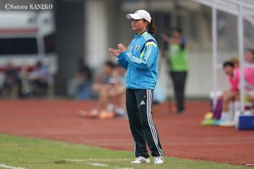 U-20女子W杯切符獲得…ヤングなでしこの高倉監督「ひとつ成長した」