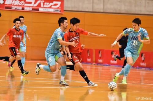 東京ダービーは町田に軍配、浜松今季初勝利/Fリーグ第16節