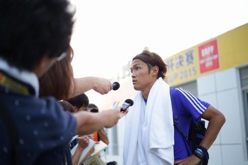 新エース候補・宇佐美、自らのゴールで日本を勝利へ導くことができるか