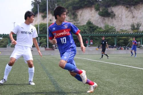 和倉ユース連覇狙うFC東京U-18のエース、佐藤亮が猛練習で獲得したシュート技術