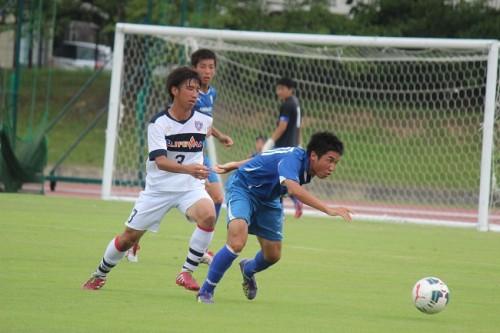 DF中野優輝が決勝ゴール、大津がFC東京U-18を撃破/和倉ユース決勝レポート