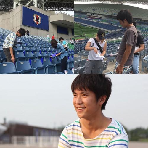 【日本代表サポーターの実像】対戦国サポーターとの触れ合いが、若い僕らに教えてくれたこと