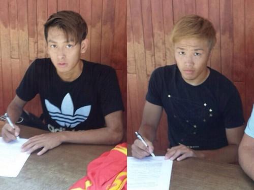 セレクションを勝ち抜いた日本人2選手がマケドニアリーグへ移籍