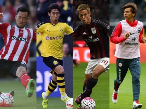 香川が1ゴール1アシスト、乾はまたもデビューお預け/欧州4大リーグ日本人選手