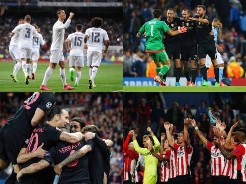PSG、イブラ古巣対決を制す…レアルはC・ロナ3発などで快勝/CL・GS第1節