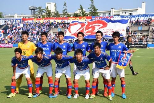 横浜FMユースが優勝、MVPは河原地亮太/JリーグU-17チャレンジカップ