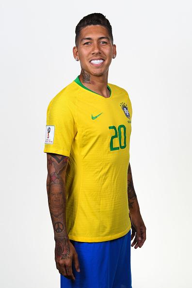 ロベルト・フィルミーノ(ブラジル代表)のプロフィール画像