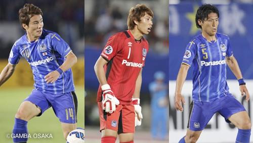 G大阪の日本代表選手が手応えを語る、初めてのACL