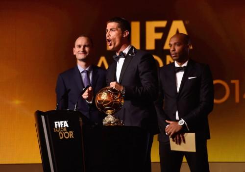 C・ロナウドの映画予告編動画が公開「世界最高の選手は誰?僕だ」