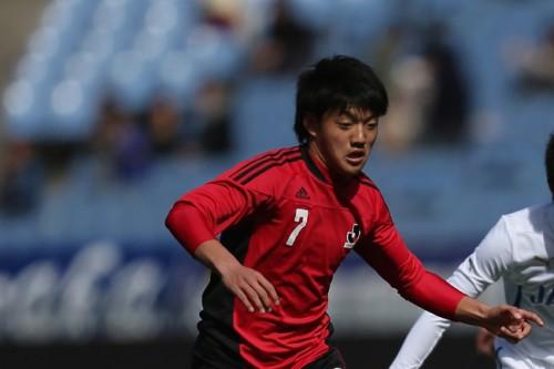 U-18日本代表MF堂安律「緊張感のある試合だった」/CFA国際ユース