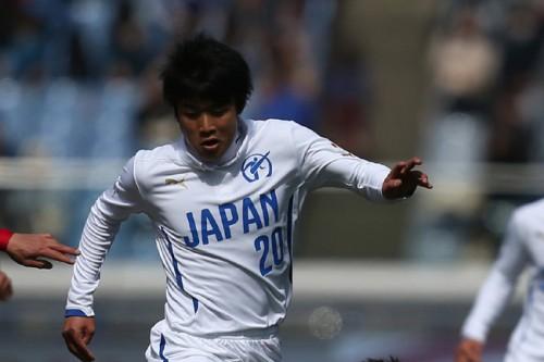 U-18日本代表FW岩崎悠人「良い経験ができた」/CFA国際ユース