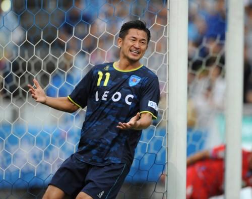 カズの長男がひとまずサッカーに区切り…りさ子夫人がブログで報告