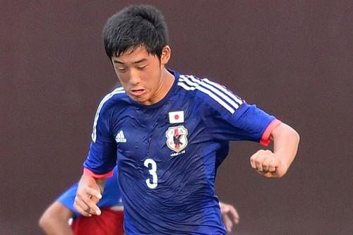 U-15日本代表DF監物拓歩「チームの雰囲気は一体感がある」