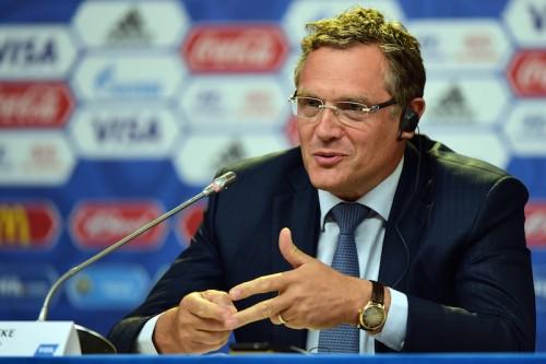 FIFAのヴァルケ事務局長、W杯チケット不正販売の疑いで停職処分