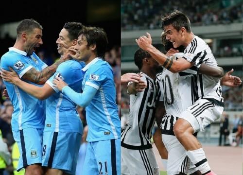 対称的な2チームが激突…マンC対ユーヴェ、デ・ブライネらがスタメンへ