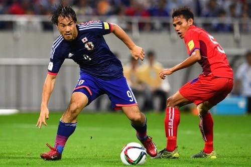 得点への意欲を語る岡崎慎司「チームが勝つために自分がゴールを」