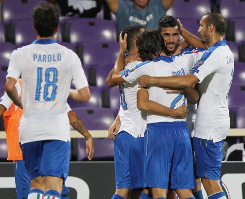 B組はウェールズが首位を堅守…イタリアはFIFAランク160位に辛勝/ユーロ予選