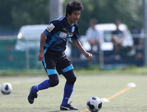 中山雅史氏がJFL沼津に加入…背番号「39」で約3年ぶりの現役復帰