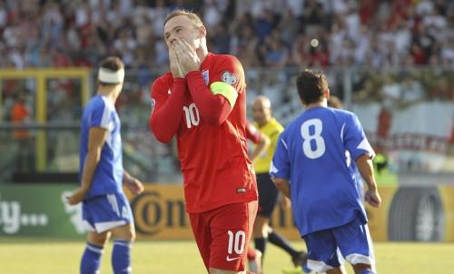 イングランド代表最多得点に並んだルーニー「誇らしく思える瞬間」