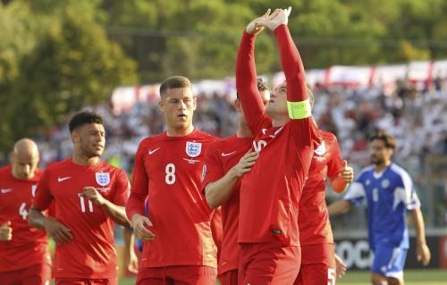 イングランドが6発快勝…ユーロ予選無傷の7連勝で本戦進出1番乗り