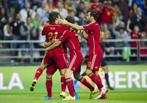 スペイン、無傷のスロバキアにホームで快勝…リベンジ果たしC組首位に