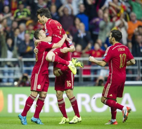 スペインに脱帽のスロバキア指揮官「彼らはユーロとW杯で優勝する」