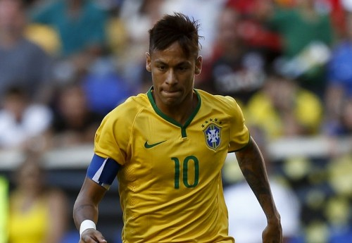 ブラジル代表ネイマールが先発落ちに不満「常にスタメンでいたい」