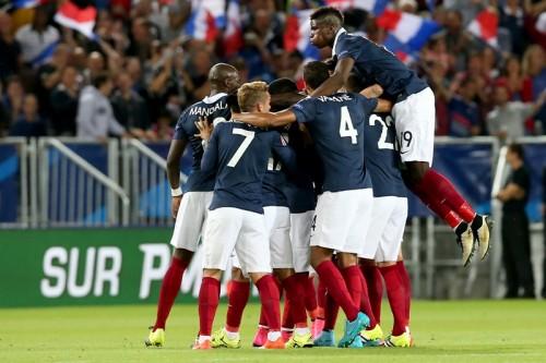 フランスがセルビアを下し2連勝…マテュイディが2ゴールの活躍