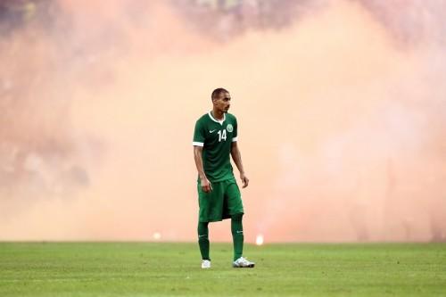 マレーシアで行われたW杯予選が中止…花火投げ込まれ続行不可能に